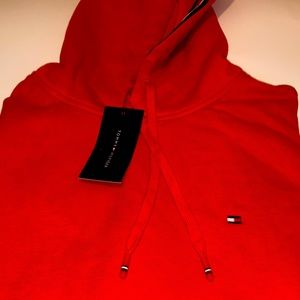 Red Pullover hoodie - Tommy Hilfiger (M)